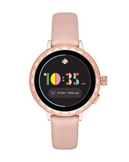 Kate Spade New York Women's 'Scallop 2' Touchscreen smartwatch