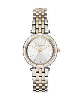 Michael Kors Women's Mini Darci Two-Tone Watch MK3405