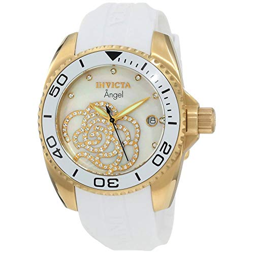 Invicta Women's Angel Gold-Tone Watch