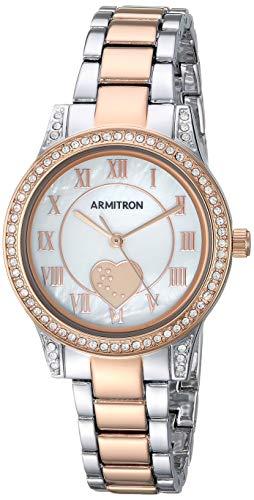 Armitron Women's Swarovski Crystal Accented Watch