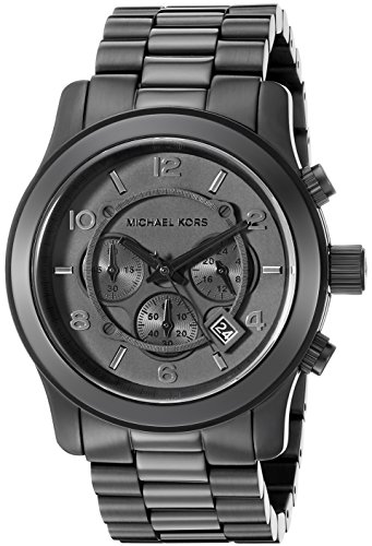 Michael Kors Watches Michael Kors Men's Black bracelet