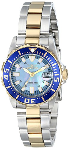 Invicta Women's Pro Diver Collection Two-Tone Dive Watch