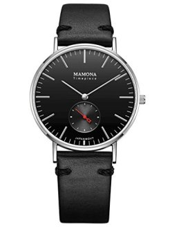 Womens Quartz Watches-MAMONA Ladies Casual Business watch