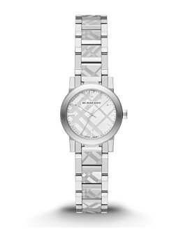 Burberry The City Stainless Steel Ladies Watch