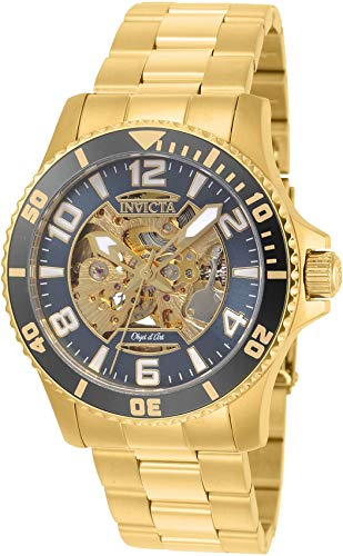 Invicta Men's 'Objet D Art' Automatic Stainless Steel Casual Watch