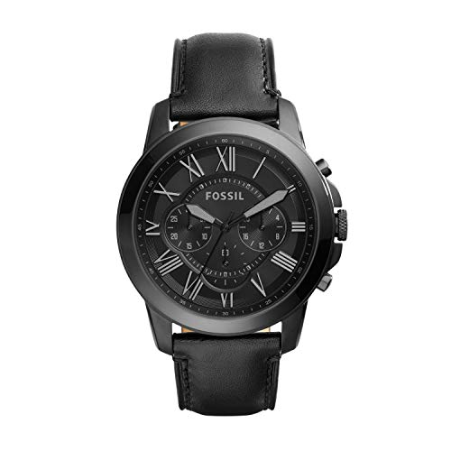 Fossil Men's Grant Quartz Stainless Steel Watch