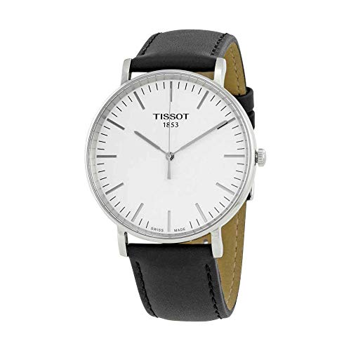 Tissot Men's Everytime Large - Silver/Black One Size