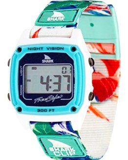 Freestyle Shark Classic Clip Aloha Paradise Green Unisex Watch