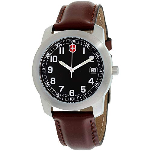 Victorinox Swiss Army Men's Quartz Stainless Steel Watch