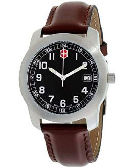 Victorinox Swiss Army Men's Quartz Stainless Steel Watch
