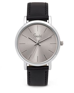 Speidel Sunburst Silver Watch