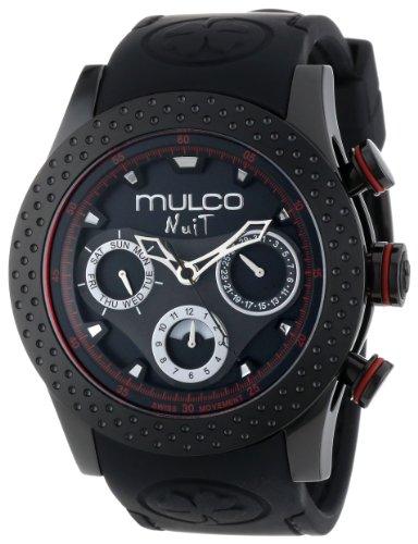 MULCO Unisex Analog Chronograph Swiss Watch