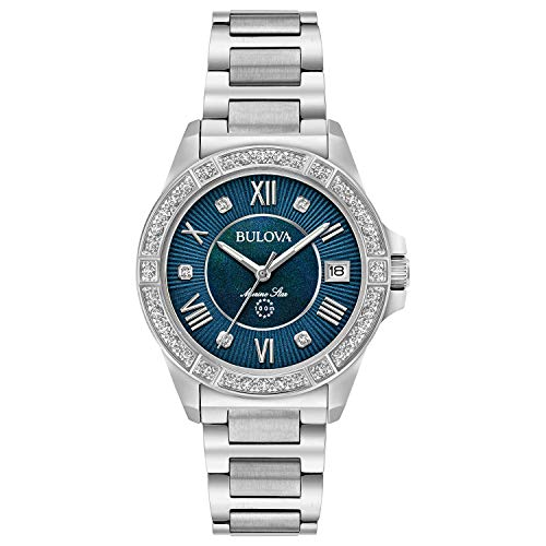 Bulova Women's Quartz Stainless Steel Casual Watch