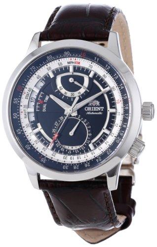 Orient Men's CDH00002B Explorer Power Reserve Meter Watch