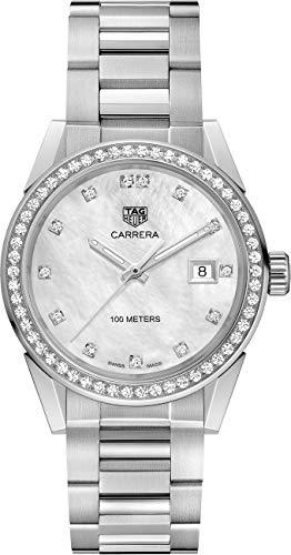 TAG Heuer Carrera Quartz 36mm Ladies Watch