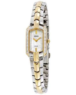 Seiko Women's 'Tressia' Quartz Stainless Steel Casual Watch