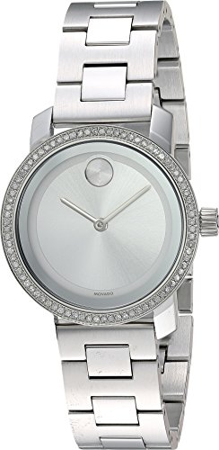 Movado Women's Bold - Stainless Steel One Size
