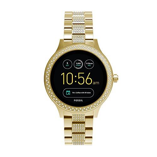 Fossil Q Women's Gen 3 Venture Stainless Steel Smartwatch