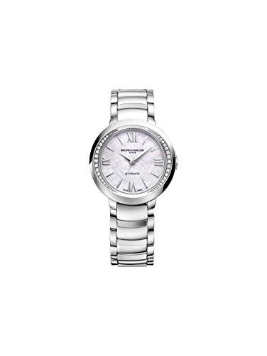 Baume et Mercier Promesse Mother of Pearl Dial Ladies Watch