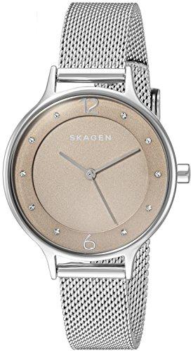 Skagen Women's Anita Analog-Quartz Watch with Stainless-Steel Strap