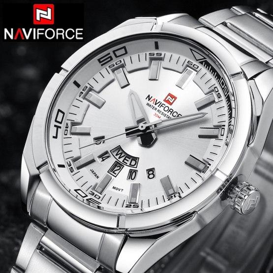 NAVIFORCE Top Luxury Brand Men Sports Watches