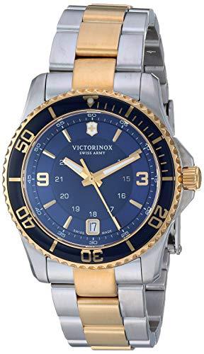 Victorinox Swiss Army Maverick Blue Dial Women's Watch