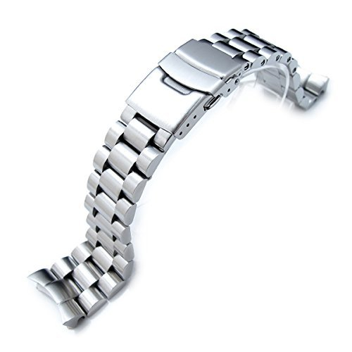 22mm Endmill watch band for SEIKO Diver SKX007