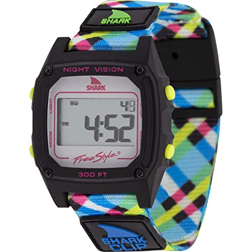 Freestyle Shark Classic ClipNeon Plaid Unisex Watch