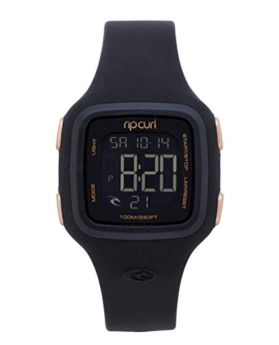 Rip Curl Women's Candy Quartz Sport Watch with Silicone Strap