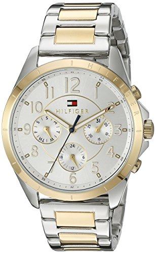 Tommy Hilfiger Women's Sport' Quartz Two-Tone Watch