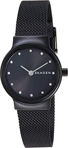 Skagen Women's Freja Crystal Markers - Black One Size