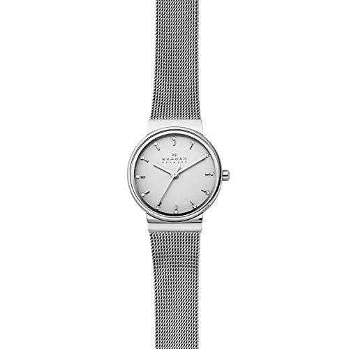 Skagen Women's Ancher Stainless Steel Mesh Watch