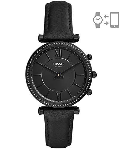 Fossil Women's Hybrid Smartwatch Stainless Steel Watch