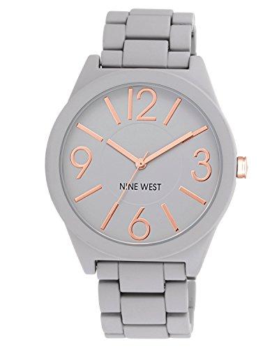 Nine West Women's Watchme Analog Display Japanese Quartz Watch