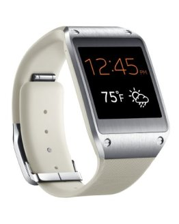 Samsung Galaxy Gear Smartwatch- Retail Packaging - Oatmeal Beige