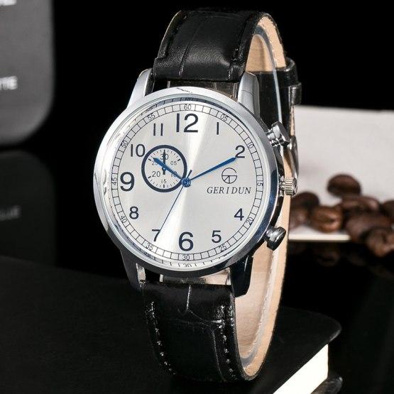 2017 Top Brand Watch Men Wristwatch relogio masculino Fashion Casual Watches