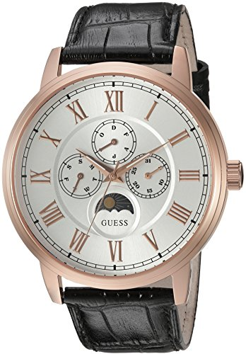 GUESS Men's Dressy Stainless Steel Watch