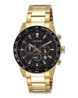 Citizen Chronograph Black Dial Men's Watch