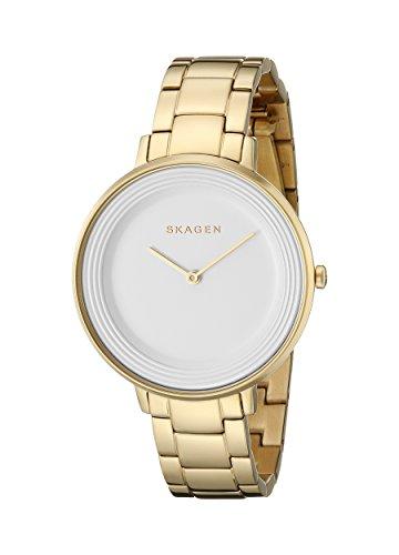 Skagen Women's SKW2330 Ditte Gold Link Watch