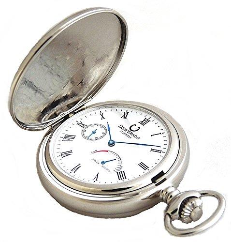 Desperado Automatic Mechanical Pocket Watch