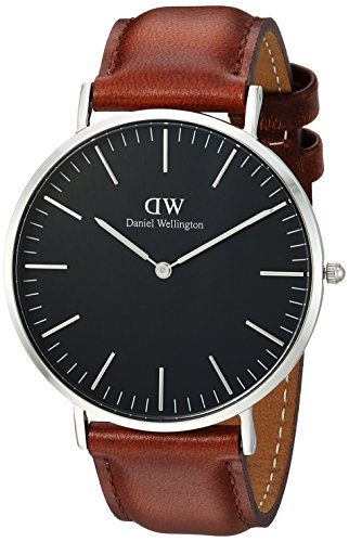 Daniel Wellington Classic Black St Mawes 40mm