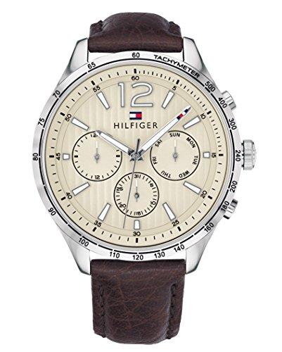Tommy Hilfiger Men's Gavin Stainless Steel Quartz Watch