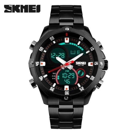 Top Men Watches Luxury Brand Men's Quartz Watch SKMEI Digital LED Sport
