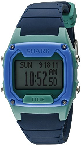 Freestyle Shark Classic Tide Navy/Grn/Blue Unisex Watch