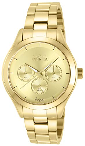 Invicta Women's Angel Gold-Tone Stainless Steel Watch