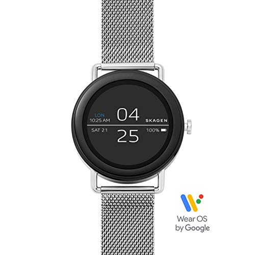Skagen Connected Falster Watch with Stainless Steel Strap