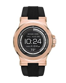 Michael Kors Access, Men's Smartwatch, Dylan Rose Gold-Tone Stainless Steel