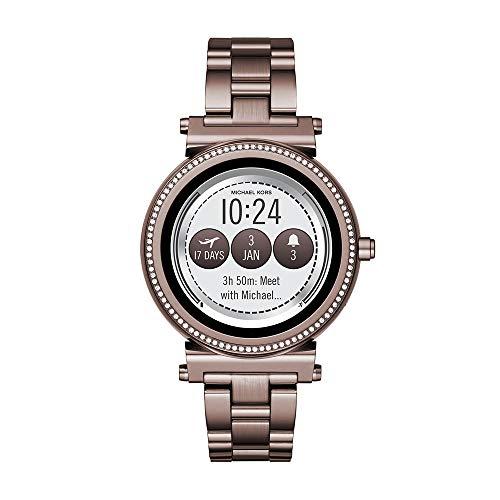 Michael Kors Women's Sofie Touchscreen Smartwatch