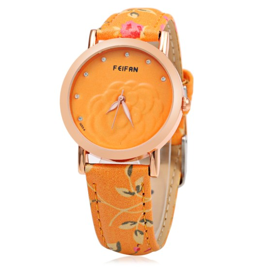 Watches Women Fashion New Quartz Woman Wrist Watch Clock