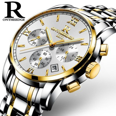 New famous brand watches ONTHEEDGE Men Wrist Watches